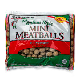 24oz Mini-Meatball